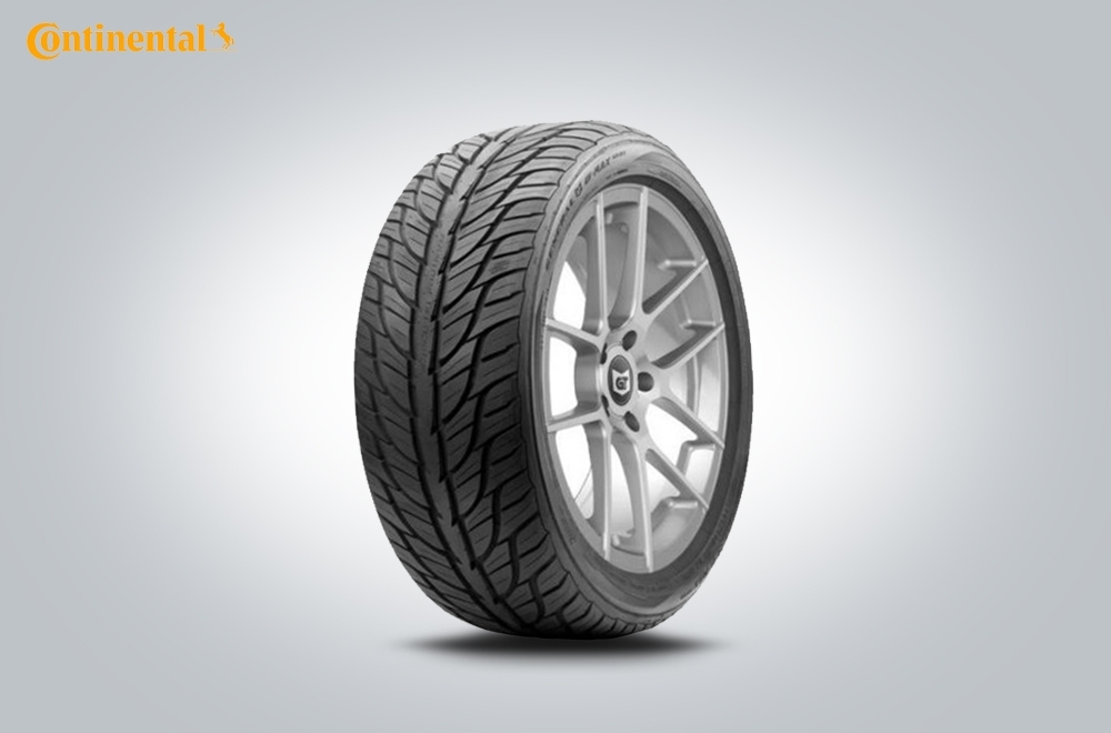 G-MAX AS-03 235/55 R17 99W