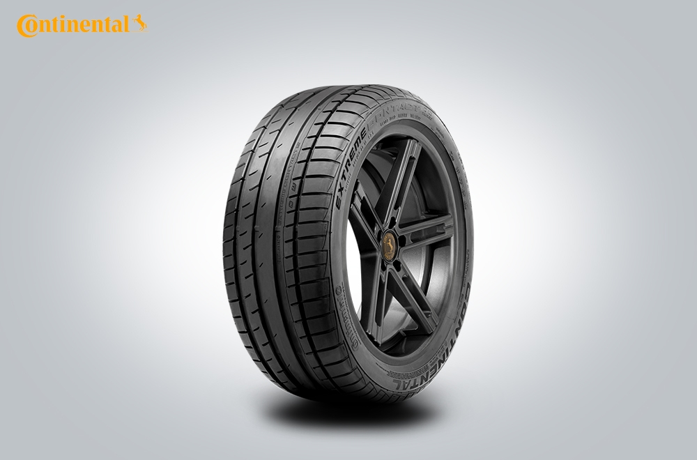 EXTREME CONTACT DW CONTINENTAL TL 245/35 ZR21 96Y XL